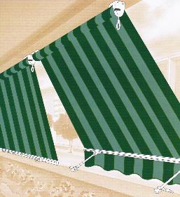 Toldos stor toldos mangas en salamanca for Brazos para toldos balcon